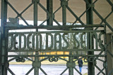 Gate into Buchenwald