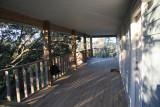 Large South Deck
