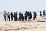 Oil Clean Up Crew, Trinity Island