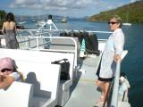 Ferry to St John
