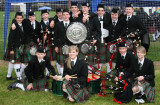 Buchan Pipe Band 2008 Grade 4