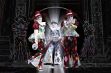 Jean et le Carnaval Venise 2009   Digital Art