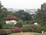 View from Lal Bagh Hill