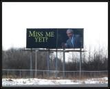 Billboard on I-35