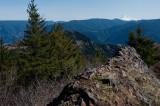 Facing south from Hardy Ridge