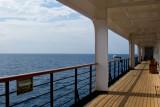 Panama Cruise: Day 10: At Sea