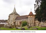 Mickleham, St.Michael