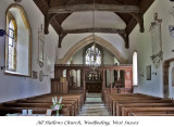Woolbeding, All Hallows