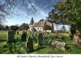 Mountfield, All Saints