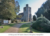 Saxon and Norman Churches in Hampshire