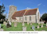 Ripe, St John the Baptist