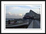 Looking back at Gibraltar...