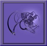 tangled metal...