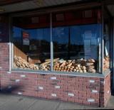 Buono's brick oven baked bread.