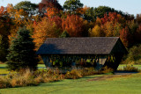 Autumn at the Foster Country Club