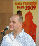 Jarek Michaluk - Director of festival
