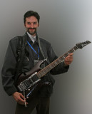 ...together with Ibanez guitar (my dream)