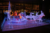 Christmas illuminations and decorations