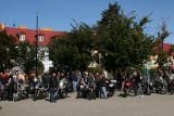 Motorcycles at Main Square