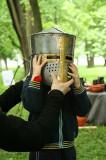 Little Knight and helmet