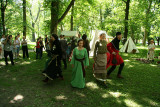 Show of Old Dance