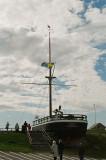 Old ship in Torekov