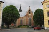 Kristianstad - Heliga Trefaldighetskyrkan