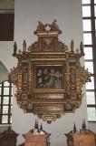 Heliga Trefaldighetskyrkan epitafum