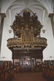 Heliga Trefaldighetskyrkan orgeln