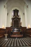 Heliga Trefaldighetskyrkan altaret