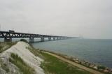 Oresund bridge - Öresundsförbindelsen