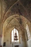St Petri kyrkan - St Peter's Church interior