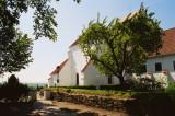 Dalby Heligkorskyrka - Old 12th Church