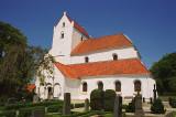 Dalby Heligkorskyrka - The Holy Cross Church in Dalby