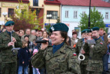 Beautiful part of Military -  Mrs. Corporal sings