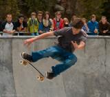 Al-the-kid defies gravity