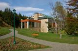 Gimnasio. Hotel Llanuras de Diana, Puerto Natales, Chile