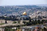 Jerusalem - View from Mount Scopus.