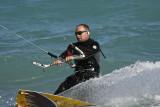 ParaSailing at juno beach  in Florida