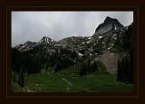 Vestal Canyon Campsite View