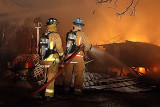Trailer Fire 11/14/07