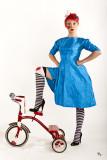 Rita Riggs - Hula Hoop Artist, Clown, Circus Performer