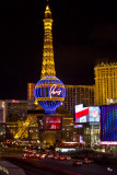 Paris Casino on Las Vegas Boulevard