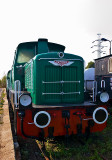 Diesel Locomotive SM25-002