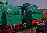 Locomotive OKi1-28 and Pt47-104