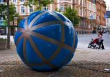Big Blue Marble (Chained)