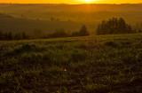 Western Roztocze Sunset