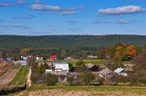 Obrocz Village