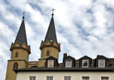 Roofs, Windows And Towers