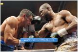 5 décembre 2009  gala de Boxe Casino de Montreal